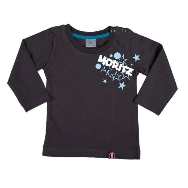 Shirt langarm Sternenflug