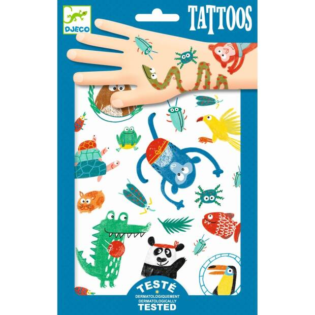 Tattoos: Snouts