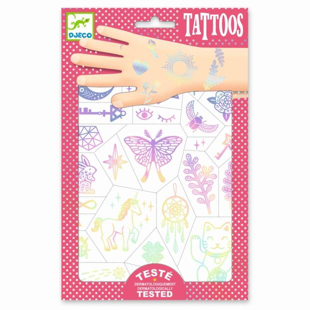Tattoos: Lucky Charms