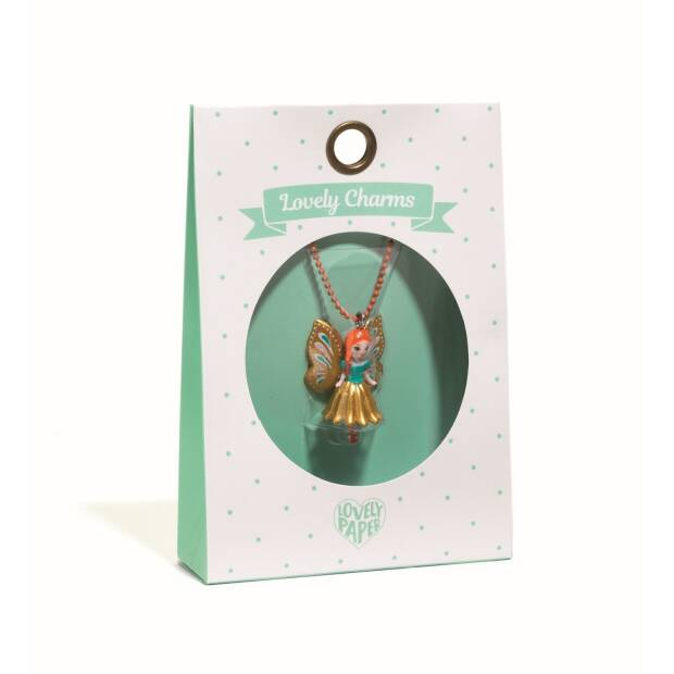 Lovely charms: Butterfly